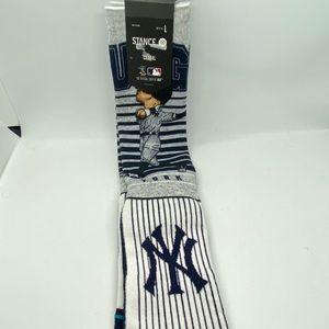 New York Yankees Stance Socks NWT